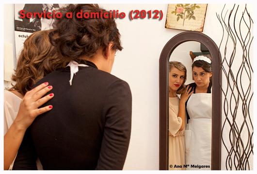 Servicio a domicilio, de Nacho Medivas, con Blanca Balanzó y Daniela Dardanelli