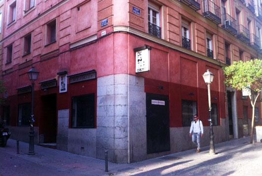 Bar El Penta en Malasaña