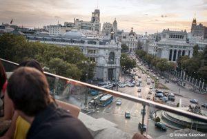Palacio de Cibeles de Madrid